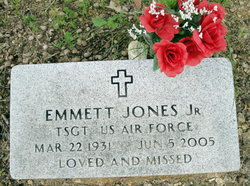 Emmett Jones, Jr