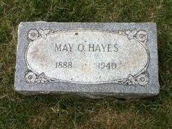 May O <i>Harrington</i> Hayes