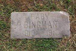 Infant Bingman