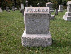 Anna Maria <i>Weatherwax</i> Freese