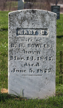 Mary D Bowles