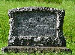 Nathaniel M Swasey