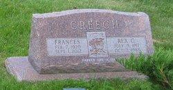 Frances <i>Goetsch</i> Creech
