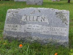 Gilbert D. Allen