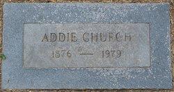 Addie <i>Munroe</i> Church
