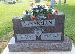 Sammy Lee Stearman
