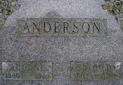 August Gust Anderson