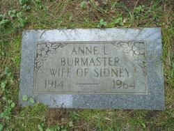 Annie L <i>Murphy</i> Burmaster