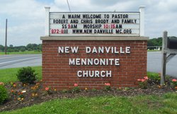 New Danville Mennonite Cemetery