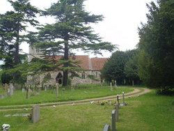 Thundridge, St Mary Churchyard