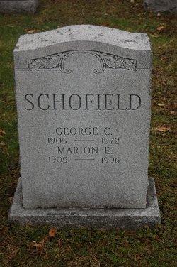George Chandler Schofield