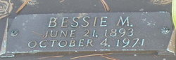 Bessie Mae <i>Brown</i> Bodford