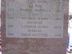 Catherine L. <i>DiOrio</i> Accetturo