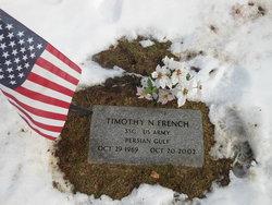 Timothy N. Tim French