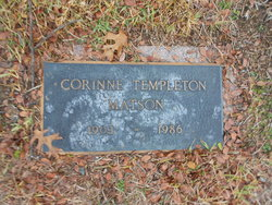 Corinne <i>Templeton</i> Matson