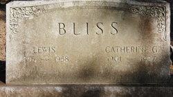 Catherine F <i>Gross</i> Bliss