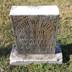John Wathen Abell
