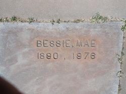 Bessie Mae <i>Hilburn</i> Struthers