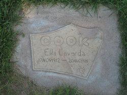 Ella Laverda Cook