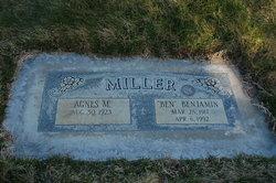 Benjamin Ben Miller
