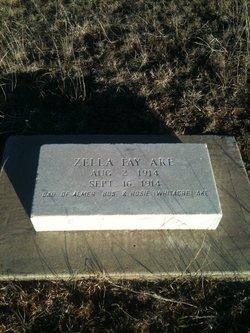 Zella Fay Ake