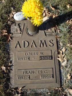 Frances C Adams