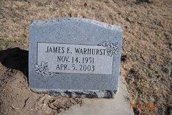 James E. Warhurst