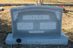 Alice V Crunk
