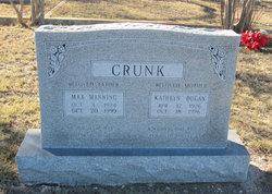 Kathryn <i>Dugan</i> Crunk