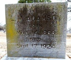 Laurence Mack Adamson