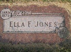 Ella Florence <i>Stewart</i> Jones