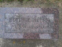Edith E. Allen