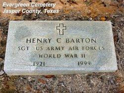 Henry Clyde Barton
