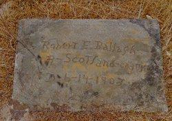Robert E Ballagh