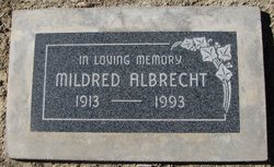 Mildred H Albrecht