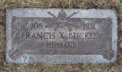 Francis Xavier Buckley