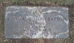 Thomas Joseph Barton
