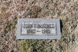 John T McNemee