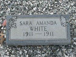 Sara Amanda White
