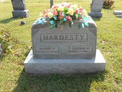 Susan A <i>Hunter</i> Hardesty