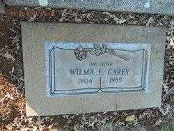 Wilma Elizabeth <i>Smith</i> Carey