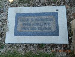 Alice C. <i>Smith</i> Garrison