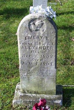Emery E Alexander