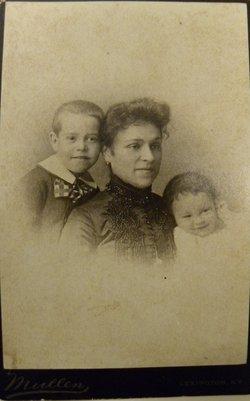 Mary Leonard <i>Cassell</i> Stewart