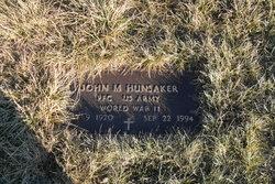 John Marvin Hunsaker