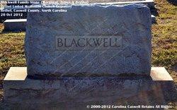 Bertha Frances <i>Daniel</i> Blackwell