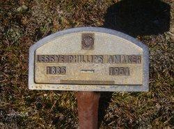 Lessye <i>Phillips</i> Amaker