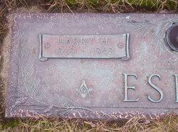 Harry Holmes Espey