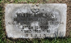 Harry Adelson