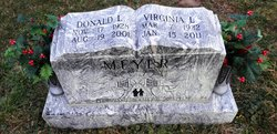 Virginia L. Ginny <i>Depoy</i> Meyer